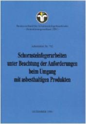 ZIV AB 702 - Schornsteinfegerarbeiten unter Beachtung der Anforderungen beim Umgang mit asbesthaltig