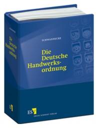 Die Deutsche Handwerksordnung