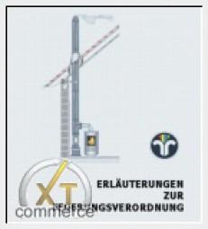 Feuerungsverordnung mit Erläuterungen - Bayern 2. Auflage 2008, DIN A4 in Farbe