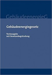 Gebäudeenergiegesetz (GEG) - mit Begründung