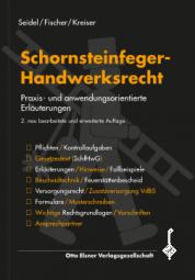 Schornsteinfeger-Handwerksrecht, 2. Auflage