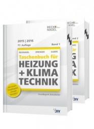 Taschenbuch für Heizung und Klimatechnik