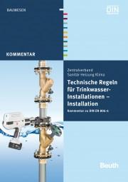 Technische Regeln für Trinkwasser-Installationen Kommentar
