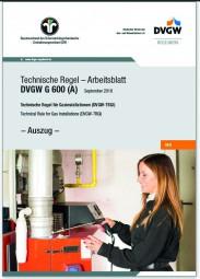 TRGI 2018 - Auszug für das Schornsteinfegerhandwerk