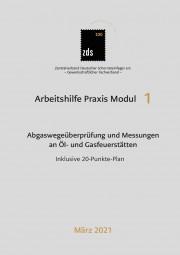 ZDS AH P Modul 1 – Abgaswegeüberprüfung und Messungen an Öl- und Gasfeuerstätten - Inklusive 20-Punk
