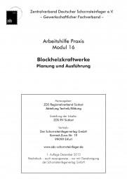 ZDS AH P Modul 16 - Blockheizkraftwerke (Planung und Ausführung)