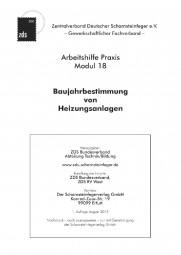ZDS AH P Modul 18 – Baujahrbestimmung von Heizungsanlagen