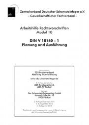 ZDS AH RV Modul 10 – DIN V 18160 - 1