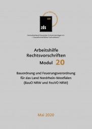 ZDS AH RV Modul 20 - BauO NRW und FeuVo NRW