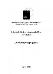 ZDS AH RV Modul 8 – Gebäudeenergiegesetz – Arbeitskarte