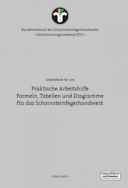 ZIV AB 205 - Praktische Arbeitshilfe - Formeln, Tabellen und ...