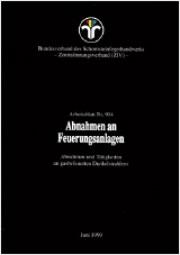 ZIV AB 904 - Abnahmen an Feuerungsanlagen – Gasbefeuerte Dunkelstrahler
