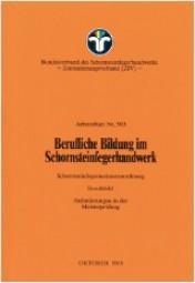 ZIV AB B2 - Berufliche Bildung im Schornsteinfegerhandwerk Berufsbild und Anforderungen in der Meist